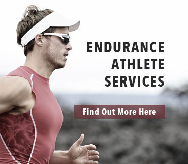 Endurance athlete services. Find out more here.