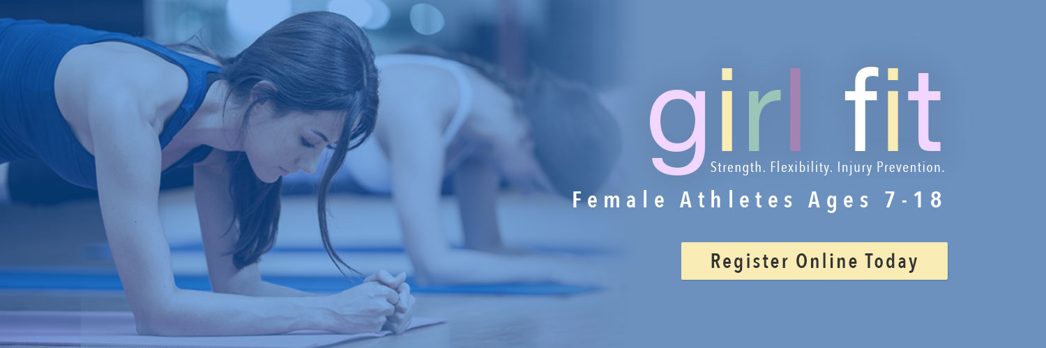 Marathon Physical Therapy: Girlfit. For female athletes 7 - 18. Learn more here.