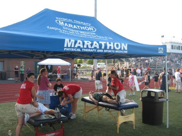 Marathon Physical Therapy: Athletic Training and Sports Medicine